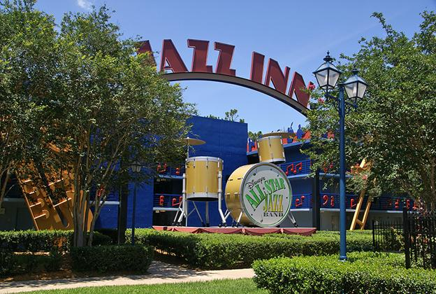 Jazz Inn buildings