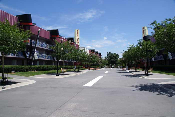 Broadway Hotel buildings