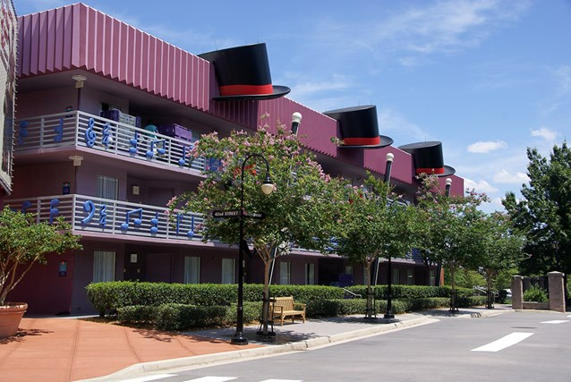 Disney's All Star Music Resort
