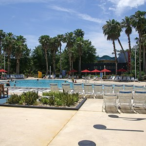 7 of 8: Disney's All Star Music Resort - The Piano Pool