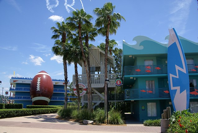 Disney's All Star Sports Resort