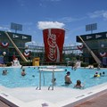 Disney&#39;s All Star Sports Resort - Grand Slam pool