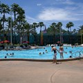 Disney&#39;s All Star Sports Resort - Surfboard Bay pool