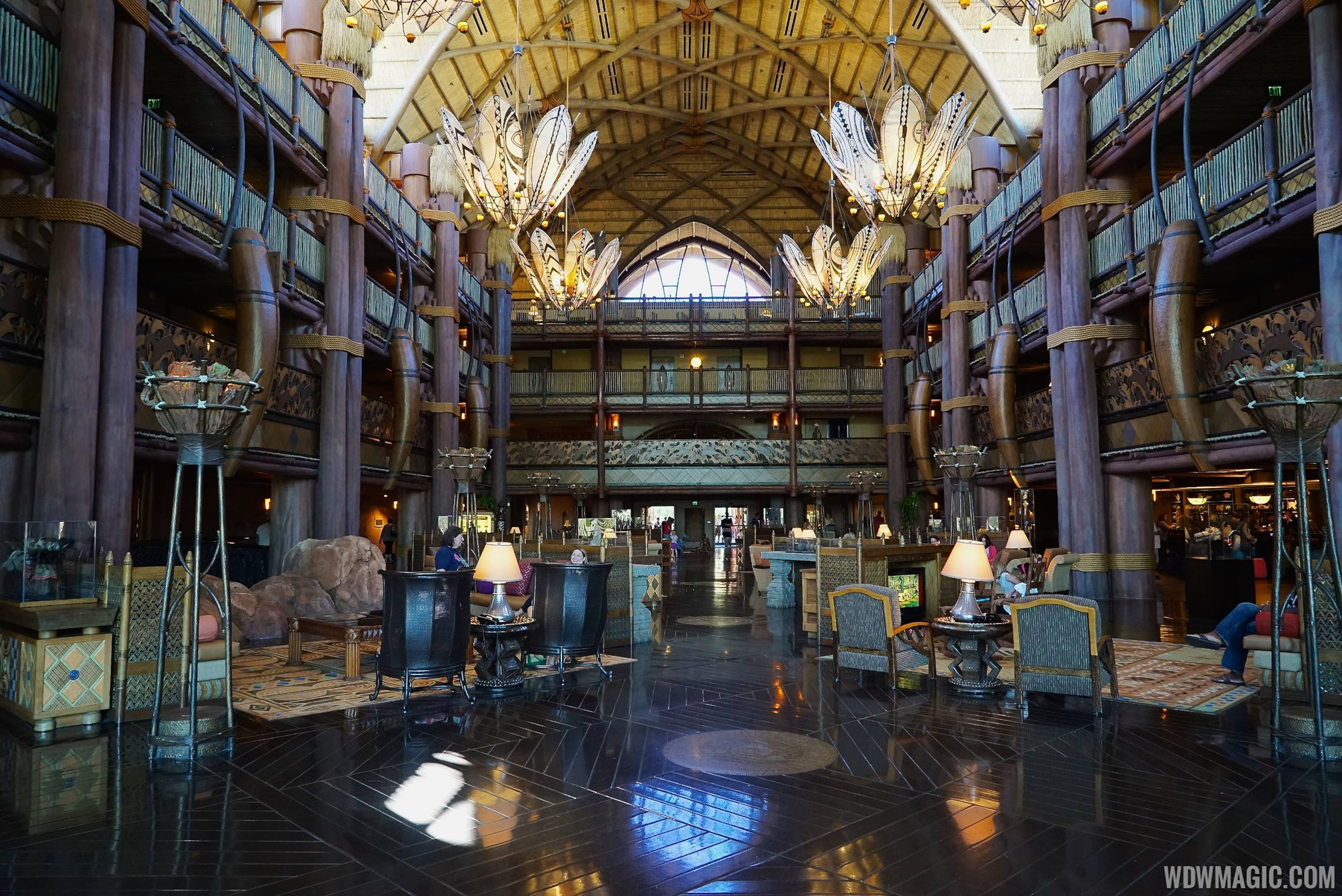 Disney's Animal Kingdom Lodge overview