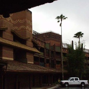 5 of 206: Disney's Animal Kingdom Lodge - Animal Kingdom Lodge preview weekend tour