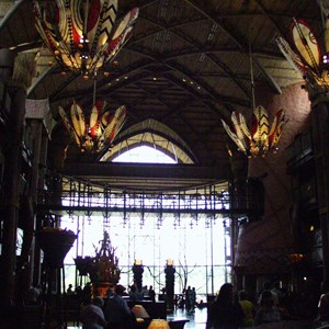 9 of 206: Disney's Animal Kingdom Lodge - Animal Kingdom Lodge preview weekend tour