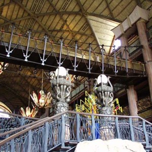 33 of 206: Disney's Animal Kingdom Lodge - Animal Kingdom Lodge preview weekend tour