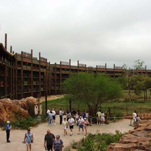 54 of 206: Disney's Animal Kingdom Lodge - Animal Kingdom Lodge preview weekend tour