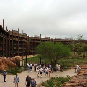 54 of 206: Disney's Animal Kingdom Lodge - Animal Kingdom Lodge preview weekend tour