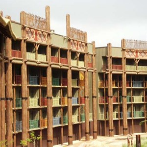 60 of 206: Disney's Animal Kingdom Lodge - Animal Kingdom Lodge preview weekend tour