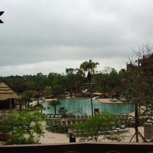 64 of 206: Disney's Animal Kingdom Lodge - Animal Kingdom Lodge preview weekend tour