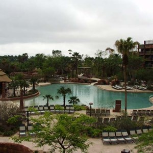 73 of 206: Disney's Animal Kingdom Lodge - Animal Kingdom Lodge preview weekend tour
