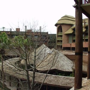 76 of 206: Disney's Animal Kingdom Lodge - Animal Kingdom Lodge preview weekend tour