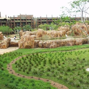 84 of 206: Disney's Animal Kingdom Lodge - Animal Kingdom Lodge preview weekend tour