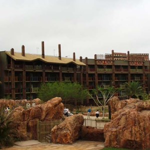 87 of 206: Disney's Animal Kingdom Lodge - Animal Kingdom Lodge preview weekend tour