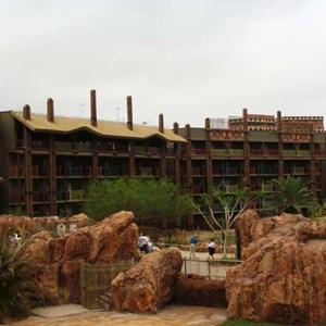 87 of 206: Disney's Animal Kingdom Lodge - Animal Kingdom Lodge preview weekend tour