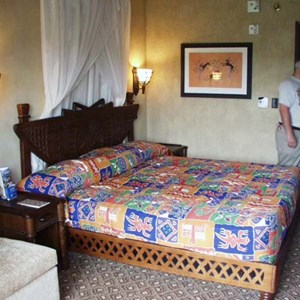 93 of 206: Disney's Animal Kingdom Lodge - Animal Kingdom Lodge preview weekend tour