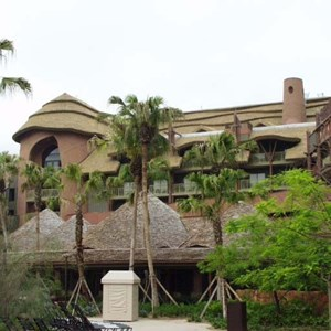 113 of 206: Disney's Animal Kingdom Lodge - Animal Kingdom Lodge preview weekend tour