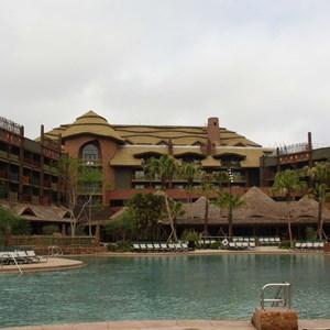 125 of 206: Disney's Animal Kingdom Lodge - Animal Kingdom Lodge preview weekend tour