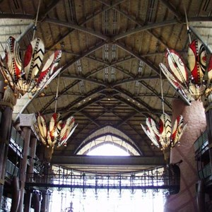 193 of 206: Disney's Animal Kingdom Lodge - Animal Kingdom Lodge preview weekend tour