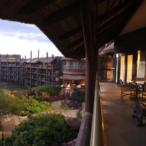 1 of 17: Disney's Animal Kingdom Lodge - Animal Kingdom Lodge Presidential Suite