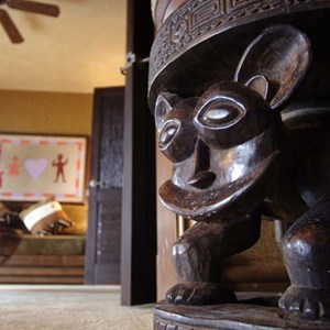 16 of 17: Disney's Animal Kingdom Lodge - Animal Kingdom Lodge Presidential Suite