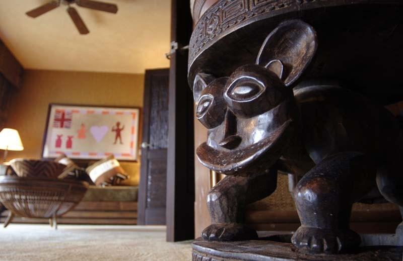 Animal Kingdom Lodge Presidential Suite