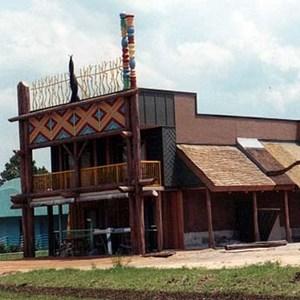 1 of 3: Disney's Animal Kingdom Lodge - Animal Kingdom Lodge test construction site