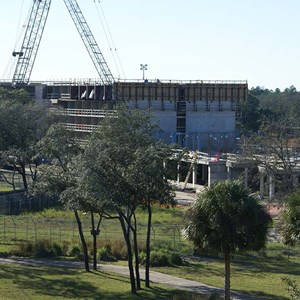 13 of 16: Disney's Animal Kingdom Lodge - Kidani Village - Kidani Village construction