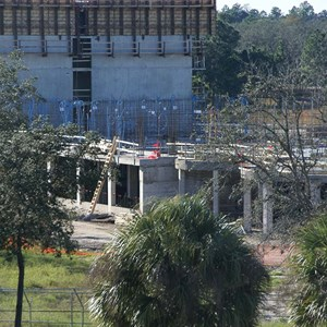 16 of 16: Disney's Animal Kingdom Lodge - Kidani Village - Kidani Village construction