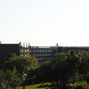 1 of 14: Disney's Animal Kingdom Lodge - Kidani Village - Kidani Village construction