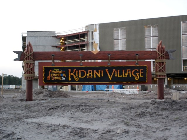 Disney's Animal Kingdom Lodge - Kidani Village