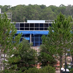 8 of 18: Disney's Art of Animation Resort - Construction site