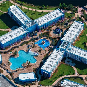 1 of 5: Disney's Art of Animation Resort - Finding Nemo suites