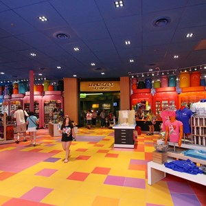 16 of 44: Disney's Art of Animation Resort - Inside the Ink and Paint Shop gift store
