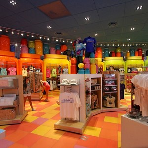 17 of 44: Disney's Art of Animation Resort - Ink and Paint Shop