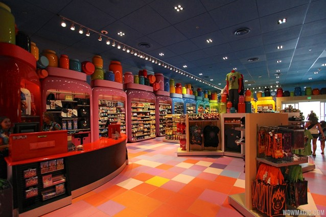 Disney's Art of Animation Resort - Ink and Paint Shop