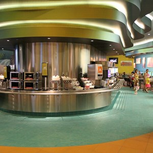 32 of 44: Disney's Art of Animation Resort - Landscape of Flavors beverage stations