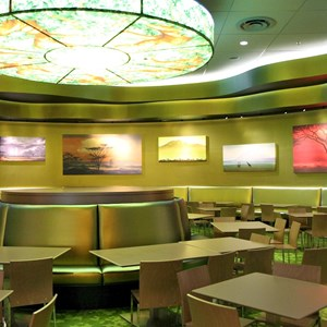 22 of 44: Disney's Art of Animation Resort - Landscape of Flavors Lion King section