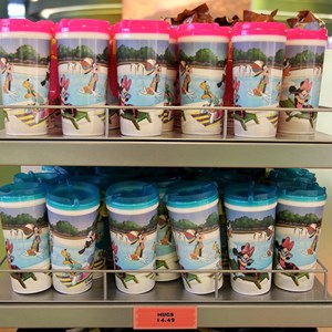 37 of 44: Disney's Art of Animation Resort - Landscape of Flavors refillable mugs