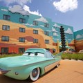 Disney's Art of Animation Resort - Flo in the Cars section of Disney's Art of Animation Resort
