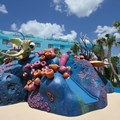 Disney&#39;s Art of Animation Resort - The Righteous Reef Playground in the Finding Nemo section of Disney&#39;s Art of Animation Resort