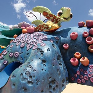 19 of 26: Disney's Art of Animation Resort - The Righteous Reef Playground in the Finding Nemo section of Disney's Art of Animation Resort