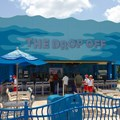 Disney&#39;s Art of Animation Resort - The Drop Off pool bar in the Finding Nemo section of Disney&#39;s Art of Animation Resort