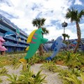 Disney's Art of Animation Resort - Disney's Art of Animation - Little Mermaid section