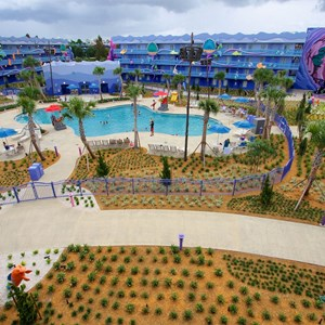 22 of 31: Disney's Art of Animation Resort - Disney's Art of Animation - Little Mermaid section overview
