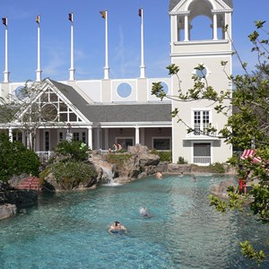 12 of 20: Disney's Beach Club Resort - Stormalong Bay