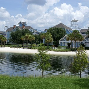 6 of 6: Disney's Beach Club Resort - Beach Club beach area