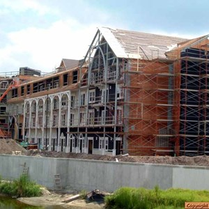 4 of 5: Disney's Beach Club Villas - Latest construction photos from the Beach Club Villas