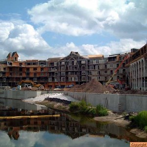 5 of 5: Disney's Beach Club Villas - Latest construction photos from the Beach Club Villas